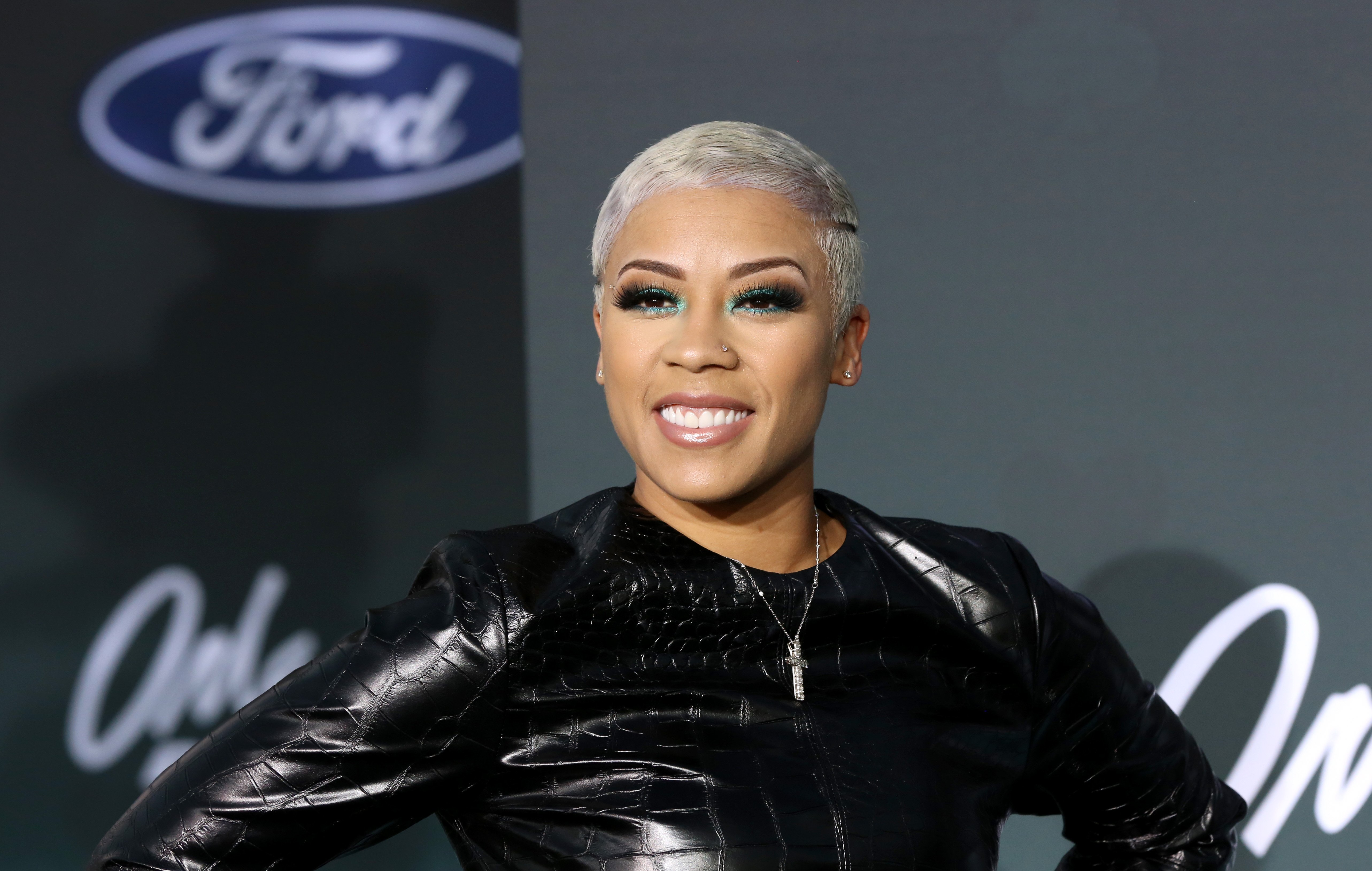 Keyshia Cole attending the 2019 Soul Train Awards in Las Vegas. | Photo: Getty Images