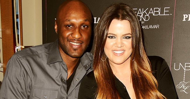Lamar Odom Thanks His Ex-wife Khloé Kardashian for Loving Him without Judgement in a Cute Video