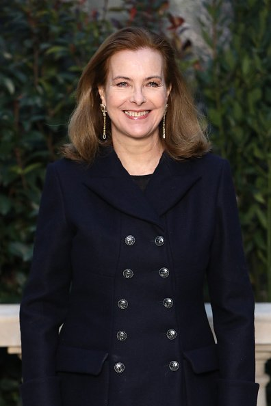 La photo de Carole Bouquet le 22 janvier 2019 à Paris, en France. | Source : Getty Images / Global Ukraine