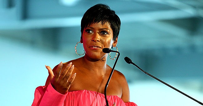 Tamron Hall Reveals She Felt 'Lonesome' before Giving Birth to Son Moses