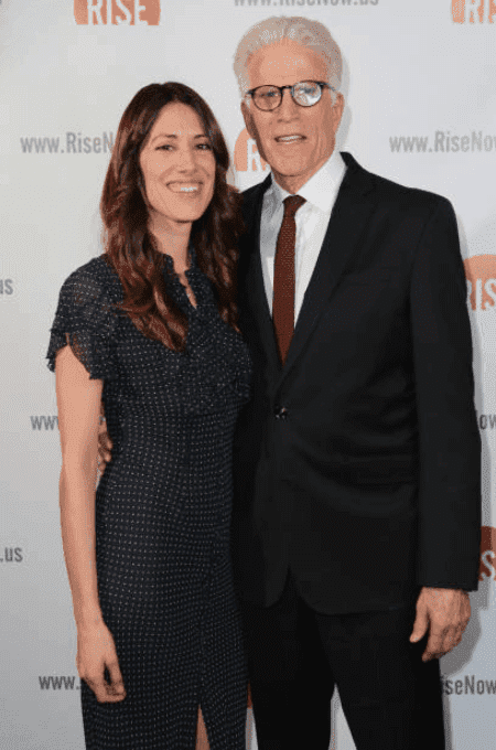 Kate Danson and her father, Ted Danson arrive at  the Rise Fundraiser, at Wallis Annenberg Center for the Performing Arts, on March 12, 2019 in Beverly Hills, California | Source: Tasia Wells/Getty Images for Rise with Everything