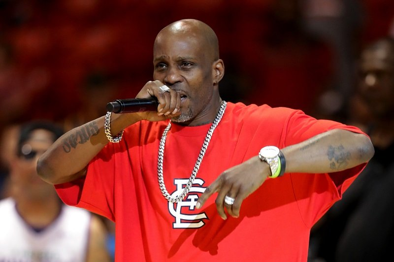 DMX on July 23, 2017 in Chicago, Illinois | Photo: Getty Images