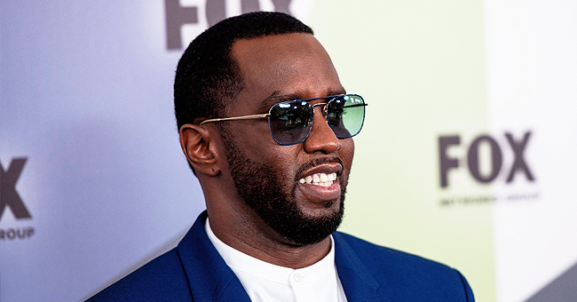 Diddy Shares Stunning Black & White Photo of His Three Daughters