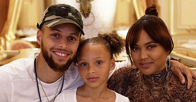 Steph and Ayesha Curry Take Daughter Riley to Paris to Celebrate 7th Birthday