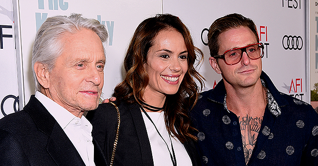 Michael Douglas' Son Cameron's Girlfriend Is Vivian Thibes and She's the Mother of His Daughter Lua