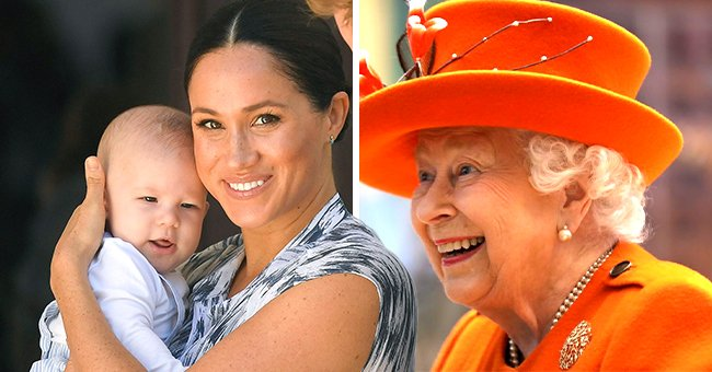 Closer Weekly: Archie 'Obsessed' with Little Sister Lili & Was There When She Was Introduced to the Queen