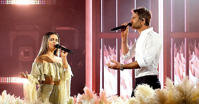 Watch Maren Morris and Ryan Hurd's Romantic Performance of 'Chasing After You' at the 2021 ACM