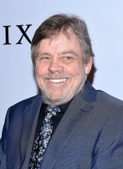 Mark Hamill at The Roosevelt Hotel on November 03, 2019 in Hollywood, California. | Photo: Getty Images