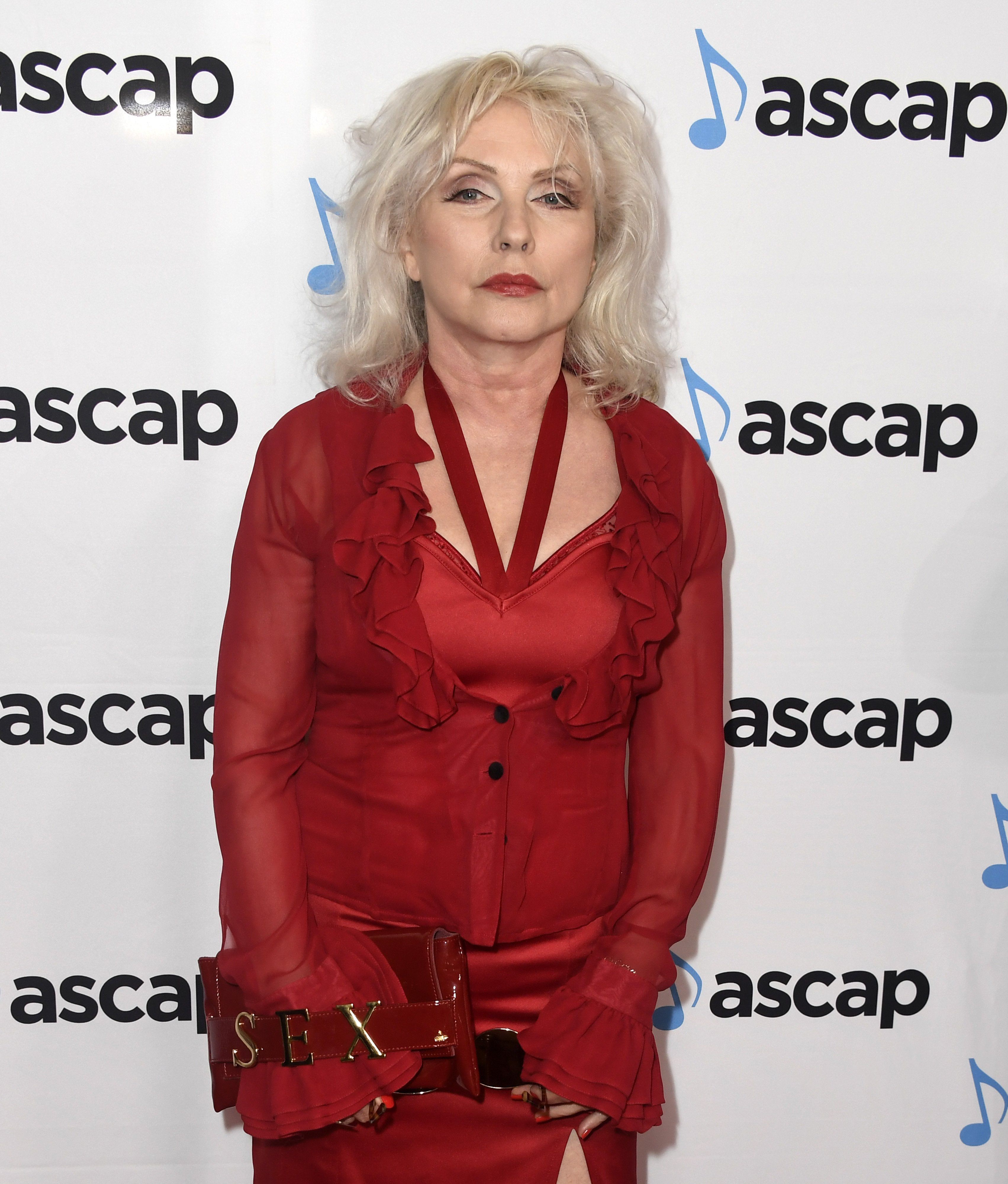 Debbie Harry of Blondie attends the 36th annual ASCAP Pop Music Awards on May 16, 2019, in Beverly Hills, California. | Source: Getty Images.