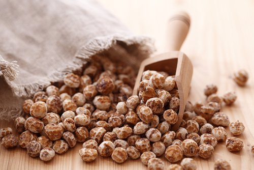 Tiger Nuts. | Source: Shutterstock