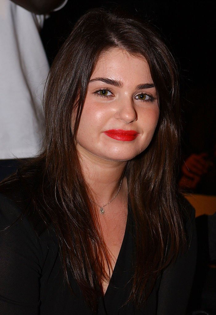 Aimee Osbourne during the Jenni Kayne Fashion Show during the Mercedes-Benz Shows. | Source: Getty Images