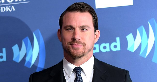 Channing Tatum at the 26th Annual GLAAD Media Awards at The Beverly Hilton Hotel on March 21, 2015. | Photo: Getty Images