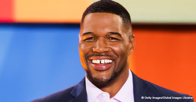 Michael Strahan Steals Hearts with Thrilling Pics of Twin Daughters 'Doing What They Love to Do'