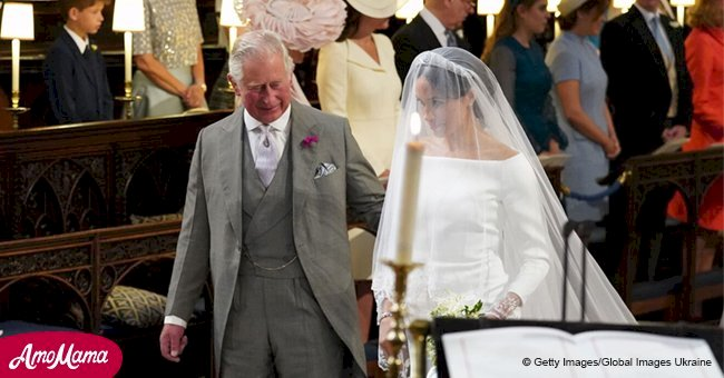 Prince Charles reportedly has a printed photo of his special role in Meghan Markle's wedding