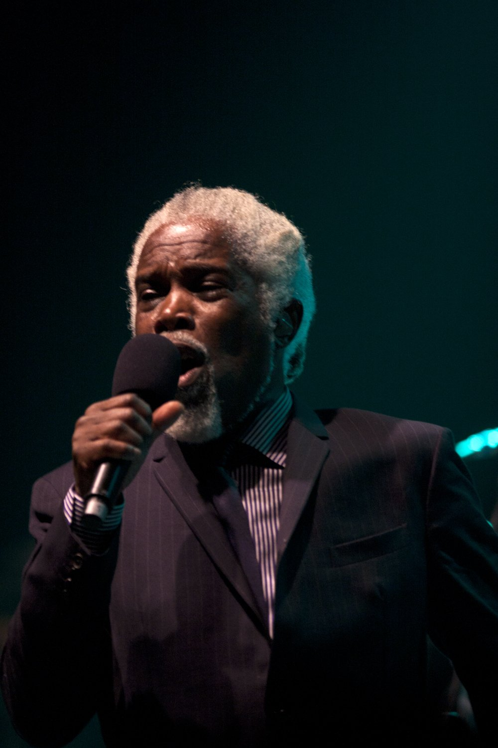 Billy Ocean performing  at the State Theatre in Sydney, Australia, on January 25, 2012.   Photo: Wikimedia Commons.