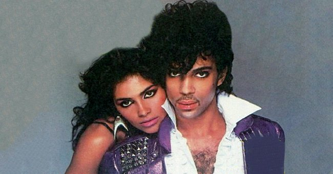 A photo of Vanity and Prince | Photo: twitter.com/TheWrap