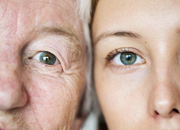 Generación de ojos verdes.   Imagen: Freepik