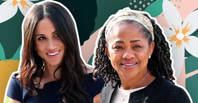 Twitter Users Believe Meghan Markle's Baby Lili's Name Has a Hidden Nod to Her Mom Doria