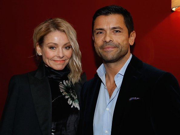 Kelly Ripa and Mark Consuelos at 432 Park Avenue Residence 86B on December 3, 2016 in New York City | Photo: Getty Images
