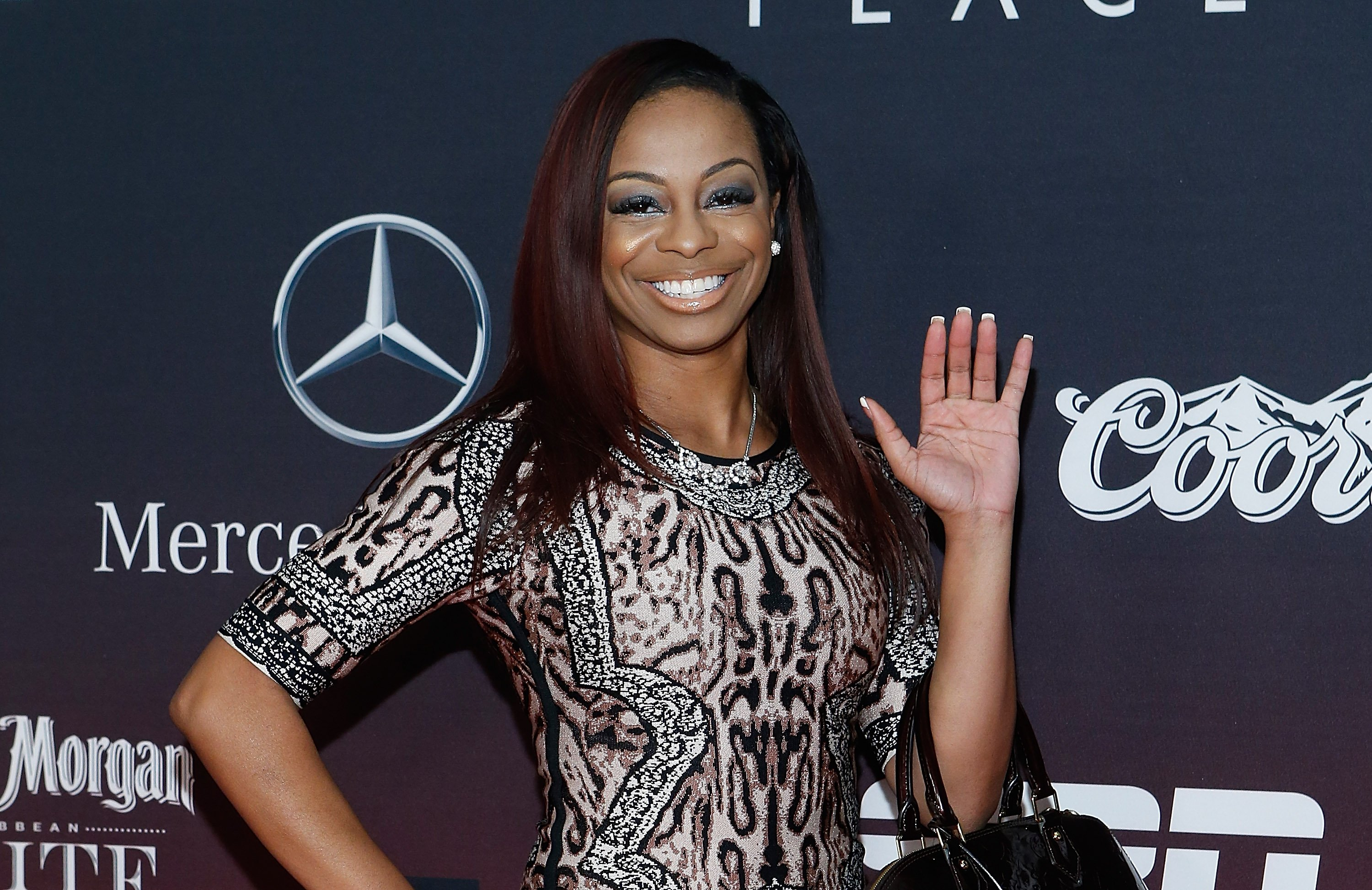 Josina anderson from ESPN attends 2014 ESPN The Party at Pier 36 on January 31, 2014 in New York City.  | Photo: GettyImages