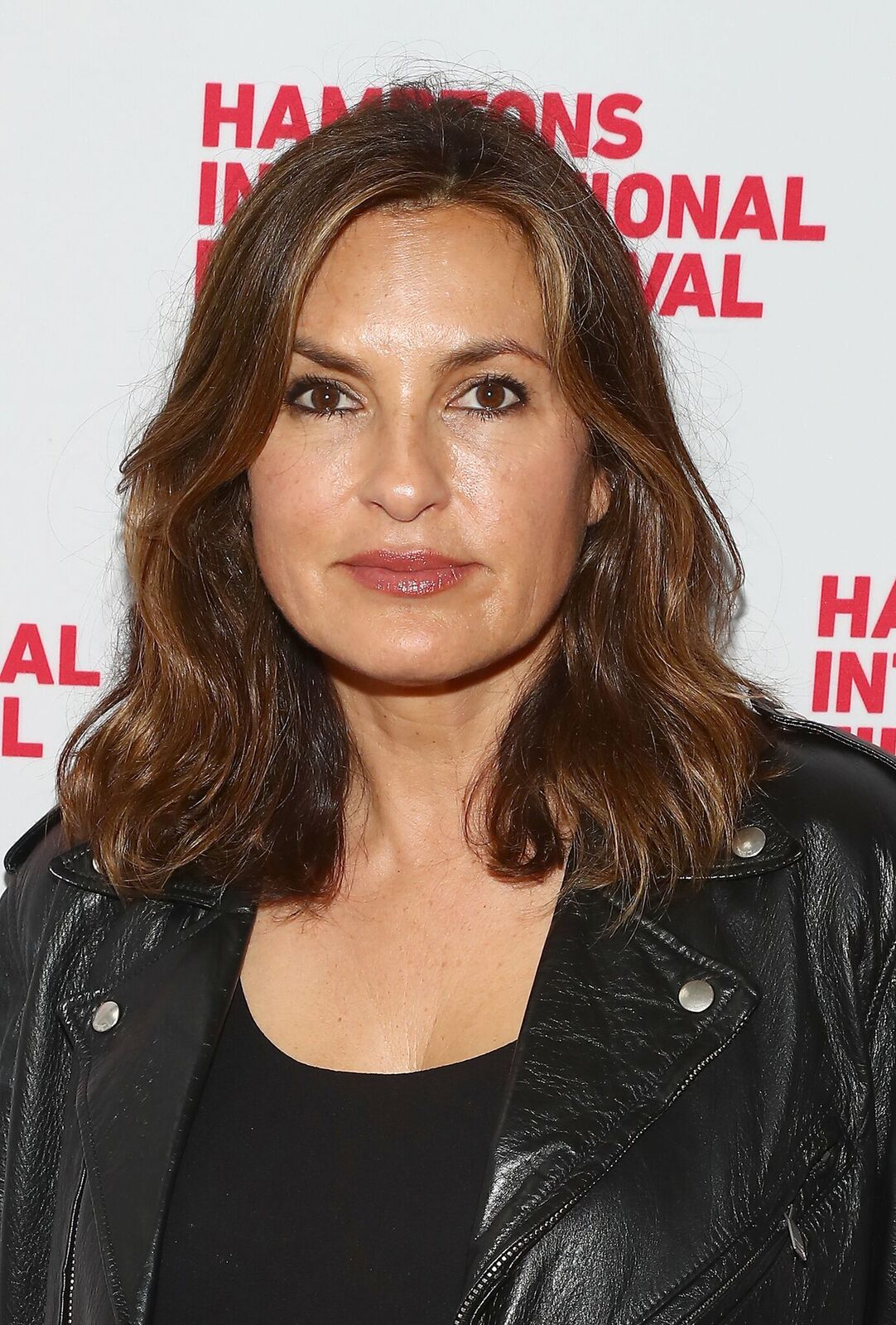 """Producer Mariska Hargitay attends the red carpet for """"I Am Evidence"""" during Hamptons International Film Festival 2017 - Day Four on October 8, 2017 in East Hampton, New York 