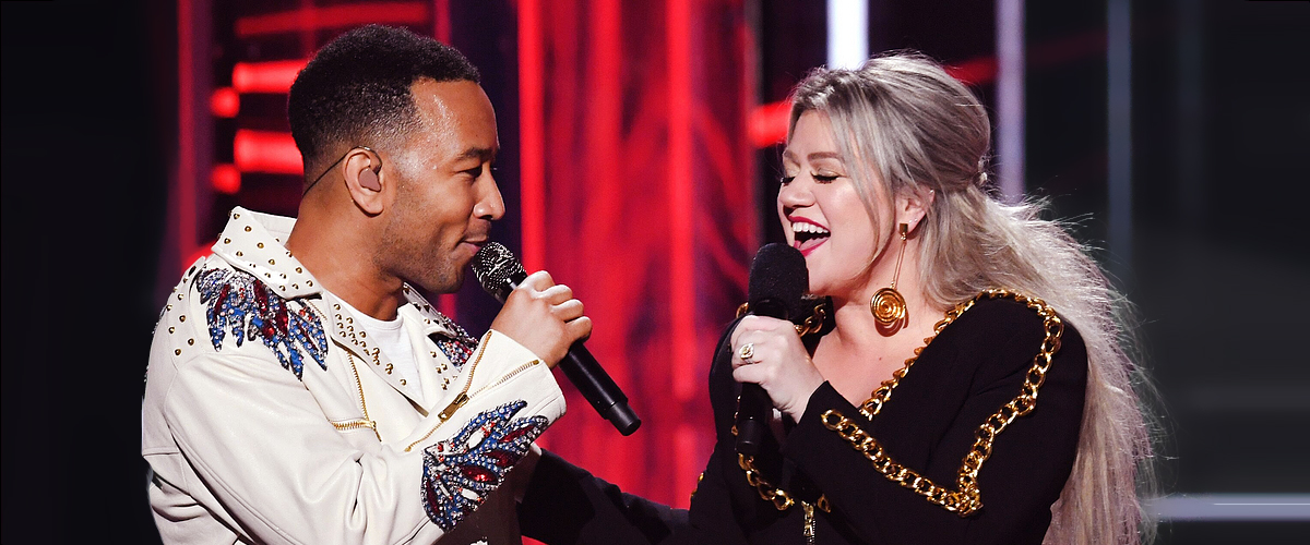 Kelly Clarkson and John Legend's Version of 'Baby It's Cold outside' Receives Backlash Online