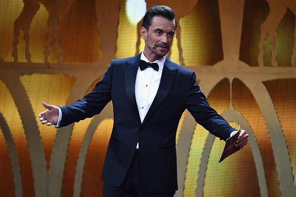 Florian Silbereisen, Bambi Awards, 2018, Berlin, Deutschland | Quelle: Getty Images