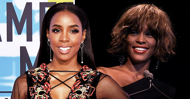Kelly Rowland Talks Meeting Her Hero Whitney Houston for the First Time