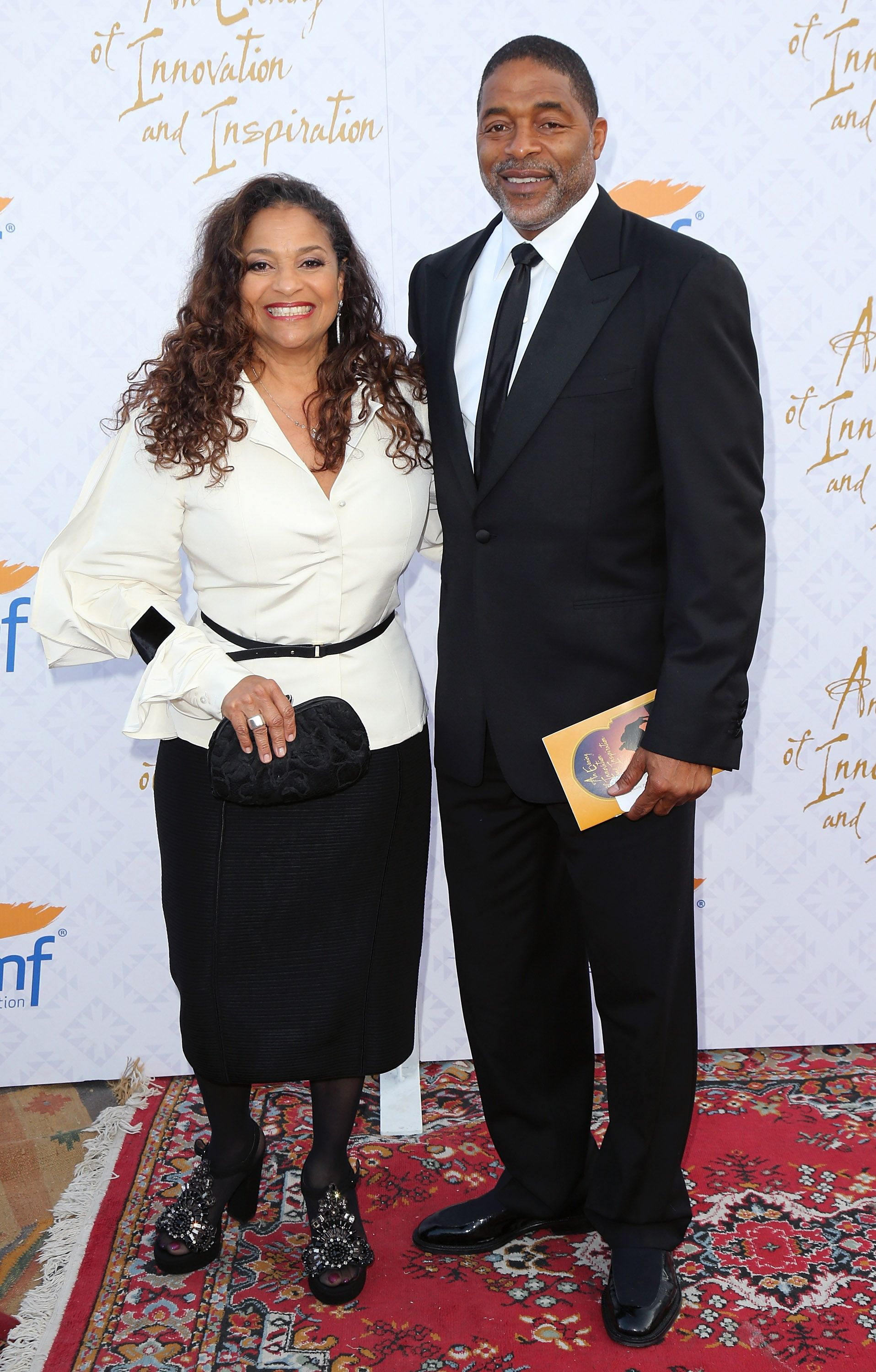 Debbie Allen and Norm Nixon attend the 10th Annual Alfred Mann Foundation Gala in the Robinsons-May Lot on October 13, 2013 in Beverly Hills, California. | Source: Getty Images