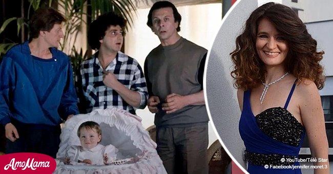 'Trois hommes et un couffin': qu'est-ce qui est arrivé à l'enfant qui jouait le personnage principal du film