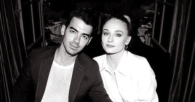 See How Sophie Turner Greeted Husband Joe Jonas on His 31st Birthday