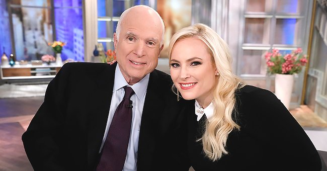 Meghan McCain Recalls Her Late Father John McCain's Advice for Her Eulogy during His Funeral