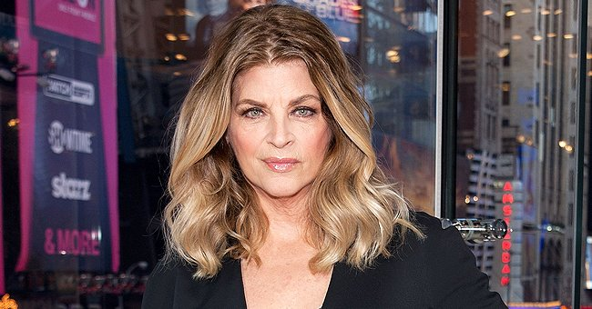 Kirstie Alley Once Got into Shape and Dropped over 50 lbs — Glimpse at Her Weight Ups & Downs