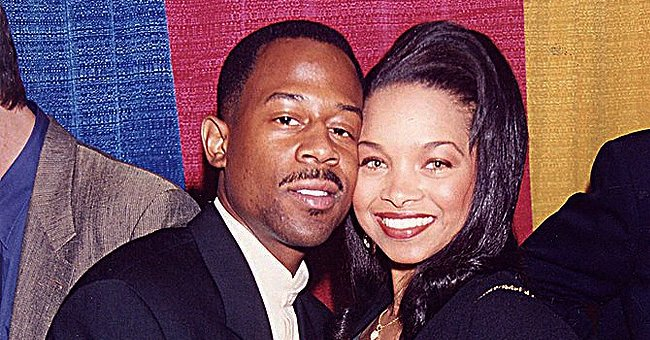 Martin Lawrence and his ex-wife Pat Smith | Source: Getty Images