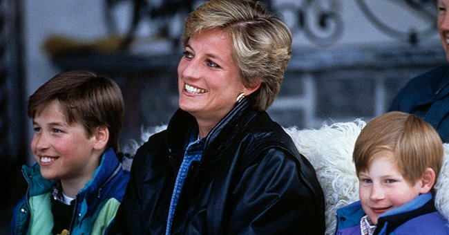 Princess Diana Reportedly Thought Prince Harry Would Make a Better King Than Prince William