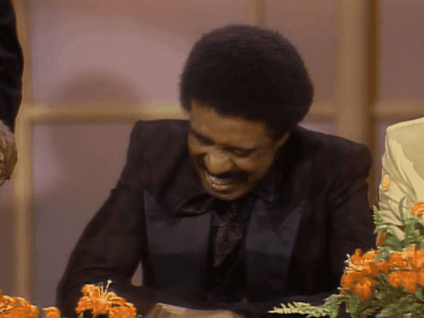 """Richard laughing in a section of """"I Am Richard Pryor"""" official trailer 