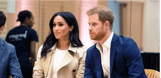 The Sussexes welcomed a little prince into the world on Monday, 6th of May and they couldn't be happier about the new addition to their family | Photo: Getty Images