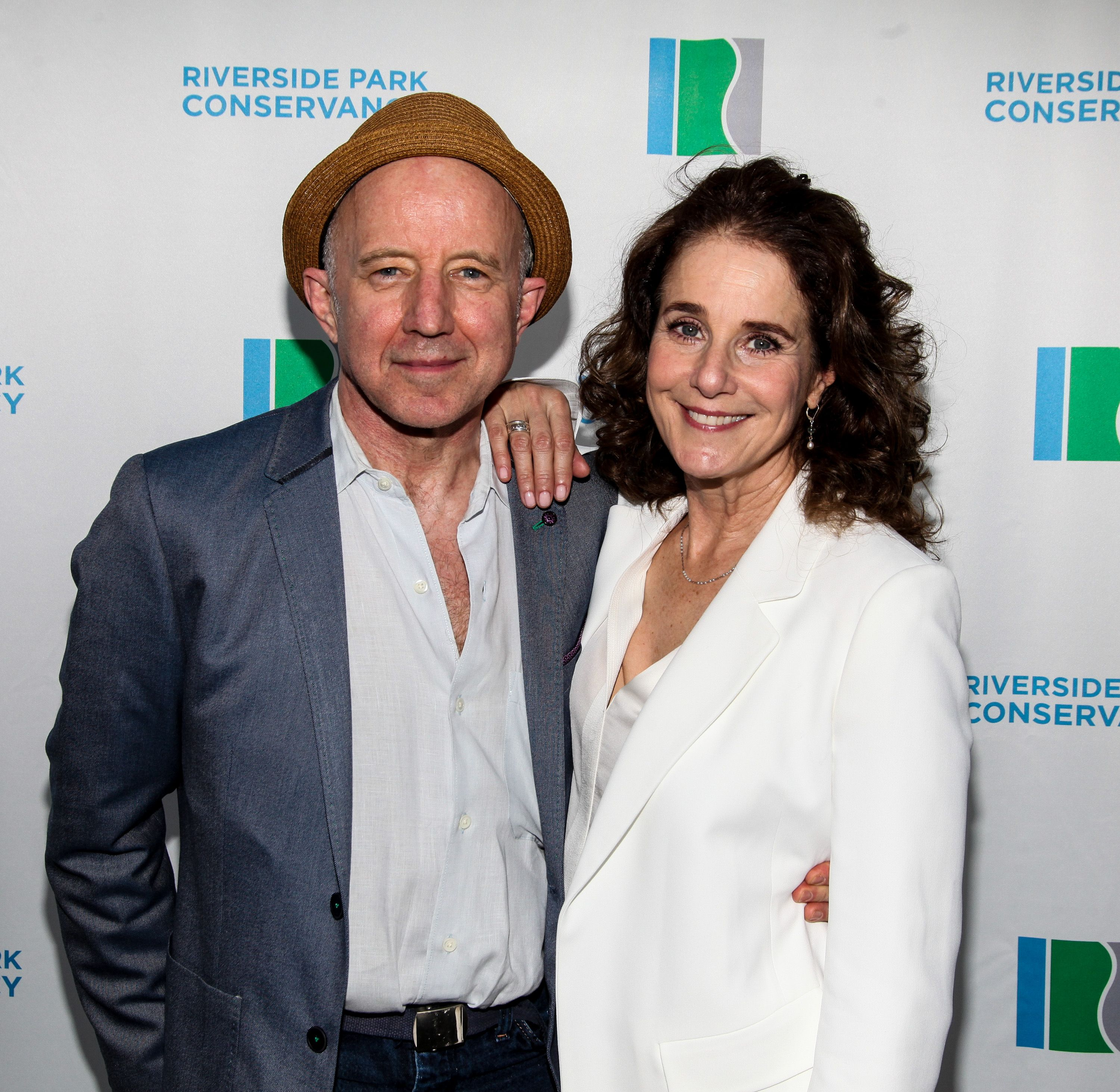 Arliss Howard and Debra Winger at Riverside Park Conservancy's Annual Spring Gala on June 6, 2016 in New York City | Photo: Getty Images