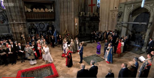 Un service de célébration pour le Jour du Commonwealth 2019 LIVE - BBC / Youtube