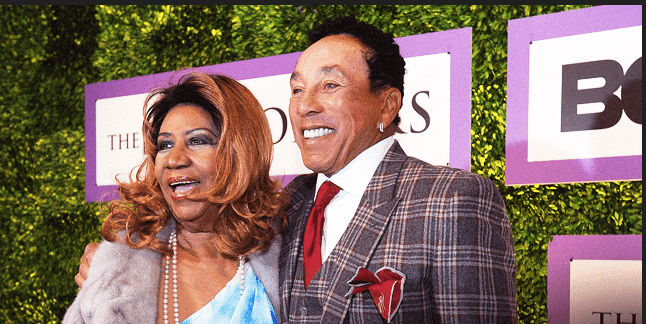 Smokey Robinson misses his dear friend, Queen of Soul Aretha Franklin who he knew when he was only a young boy. | Photo: Getty Images