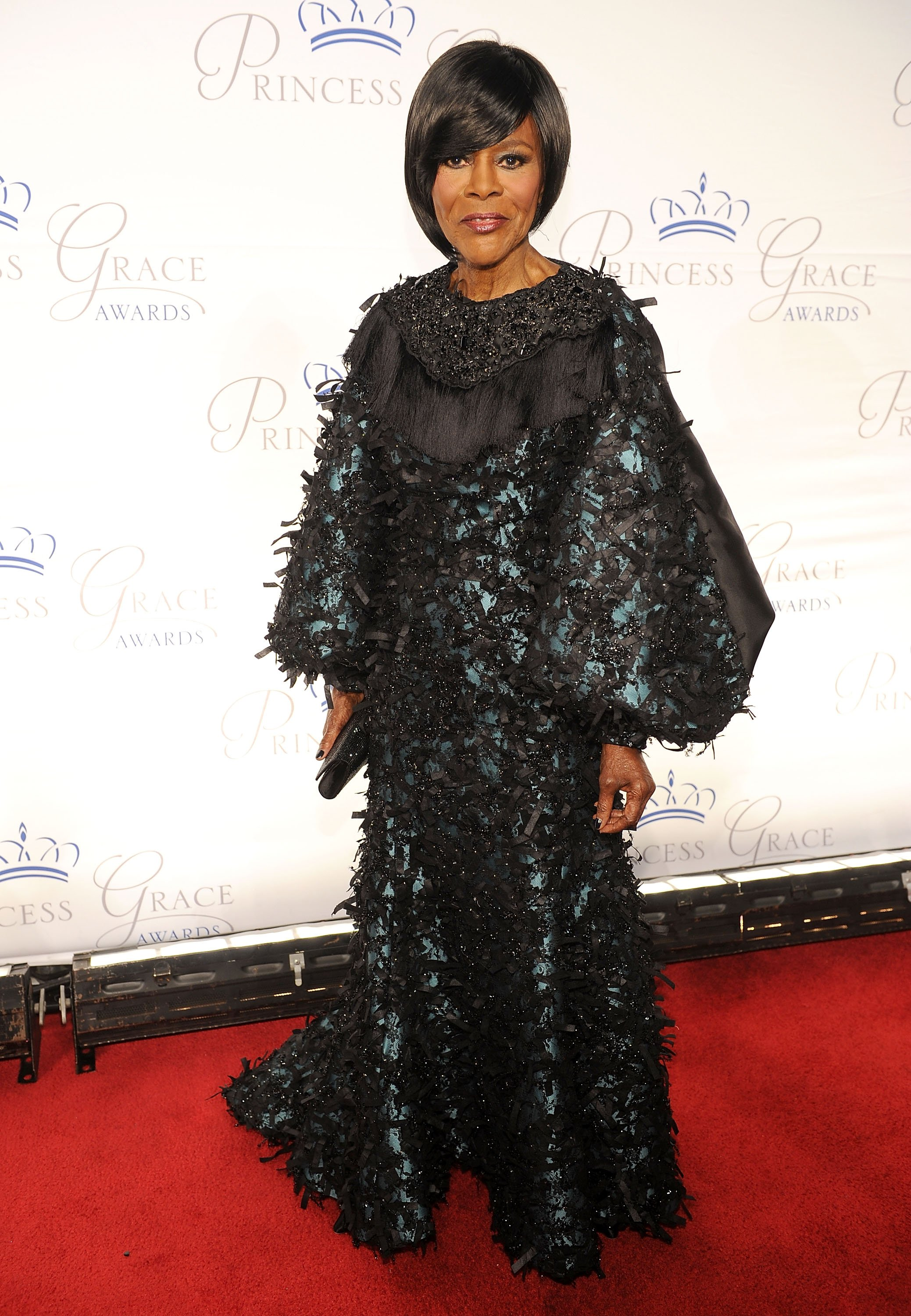 Cicely Tyson at the 2013 Princess Grace Awards Gala attending as a recipient of the Prince Rainier III Award. | Photo: Getty Images