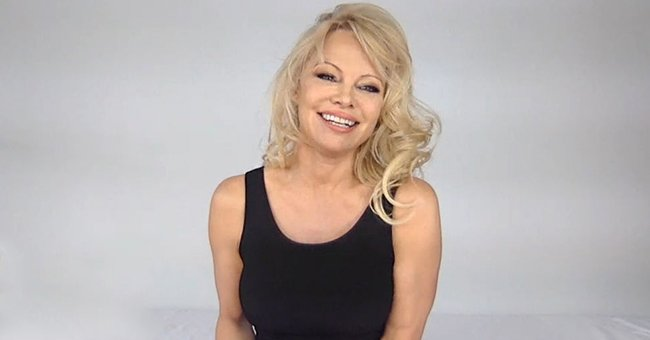 Us Weekly: Pamela Anderson Was Going Wear Silk Pajamas for Wedding with Her Bodyguard