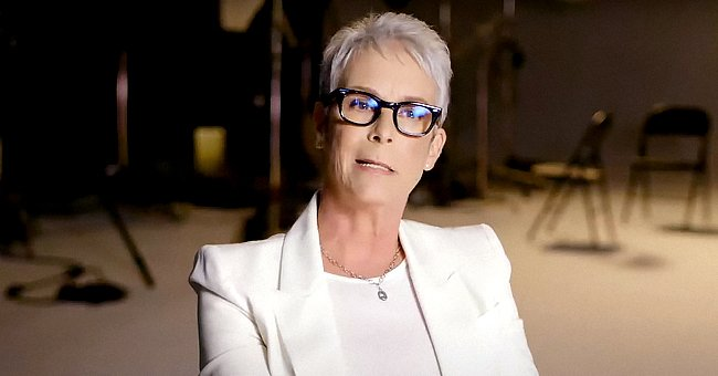 Jamie Lee Curtis & Pierce Brosnan Swim in Dam in Hot Throwback Pic from 'The Tailor of Panama'