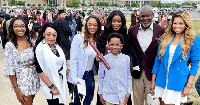Martin Lawrence's Ex-wife Pat Smith Shares a Family Pic to Celebrate Daughter Rheagan's Graduation