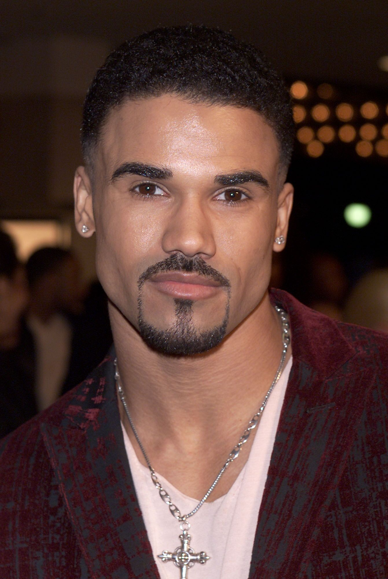 "Shemar Moore at the premiere of ""The Brothers"" 