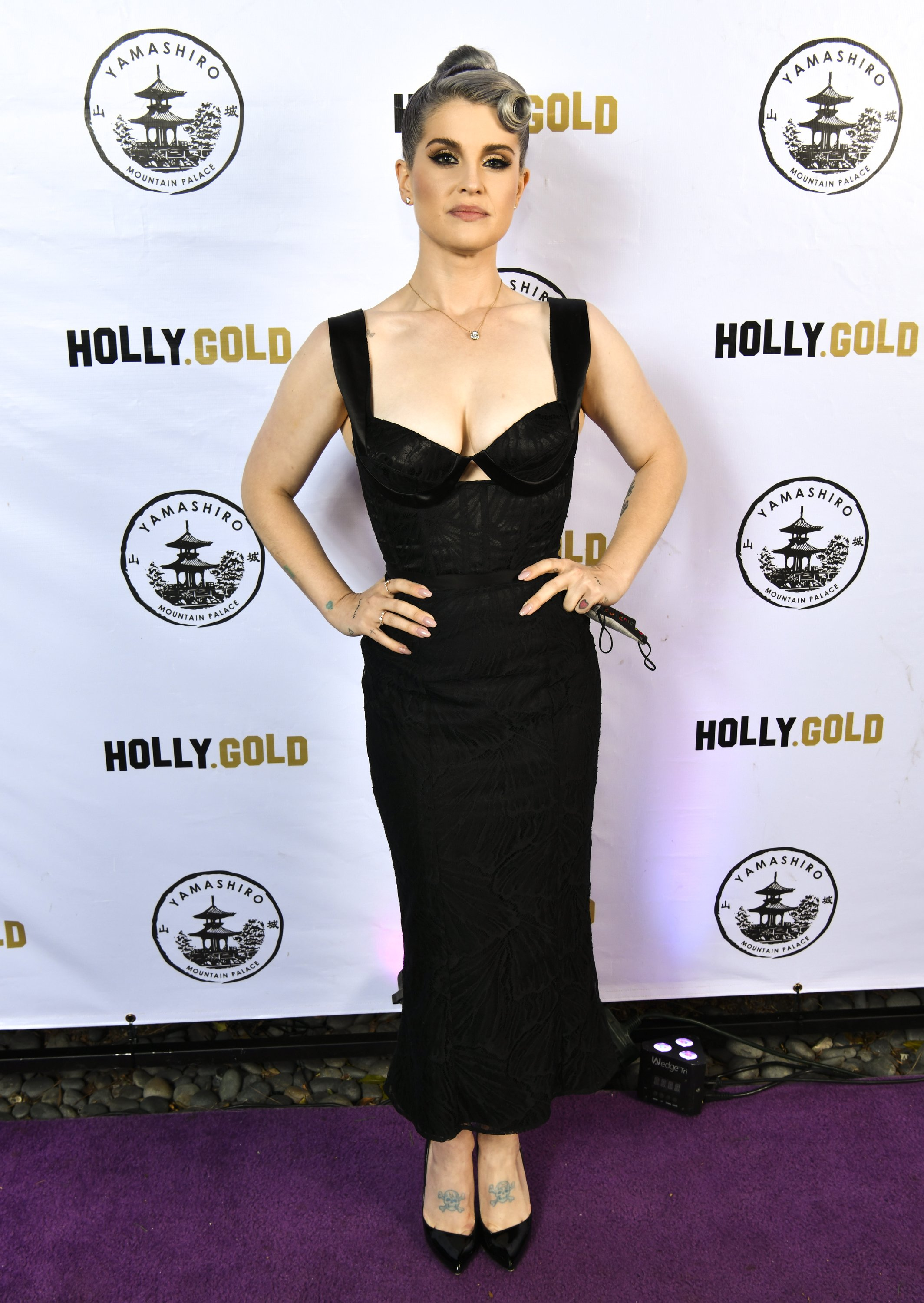 Kelly Osbourne pictured at the her 36th birthday celebration, 2020. | Photo: Getty Images