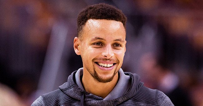 Watch This Adorable Video of Steph Curry's Look-Alike Son Canon Singing along to ABC Song