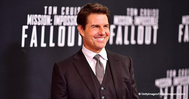 Tom Cruise's Daughter Is Rising up the Ranks, Becomes a Scientologist Church Auditor