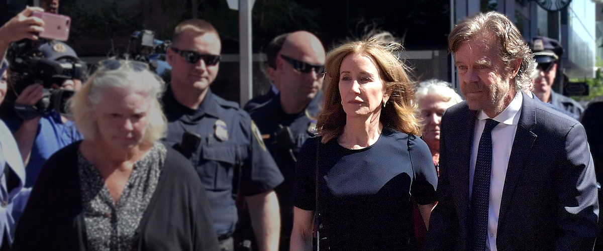 Felicity Huffman Sentenced to 14 Days in Jail in Connection to College Admissions Scandal