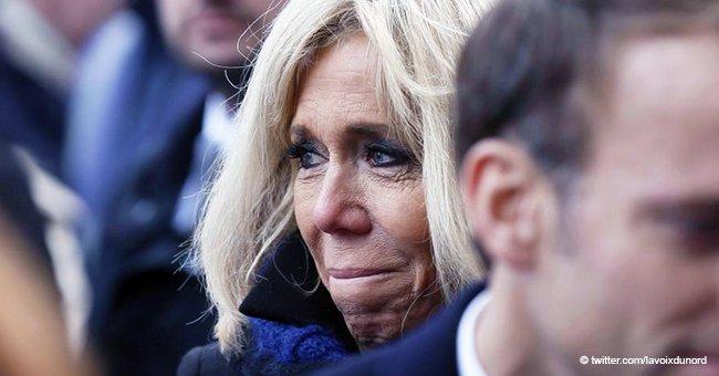 Brigitte Macron, menacée de mort, reçoit une nouvelle lettre de son détracteur de 23 ans
